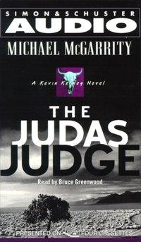 Judas Judge - Michael McGarrity - audiobook