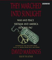 They Marched Into Sunlight - David Maraniss - audiobook