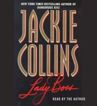 Lady Boss - Jackie Collins - audiobook