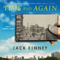 Time and Again - Jack Finney - audiobook