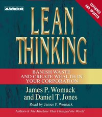 Lean Thinking - James P. Womack - audiobook