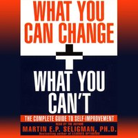 What You Can Change and What You Can't - Martin E. P. Seligman - audiobook