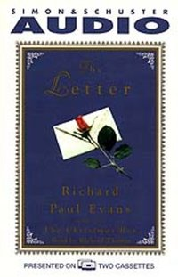 Letter - Richard Paul Evans - audiobook