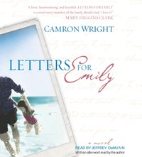 Letters for Emily - Camron Wright - audiobook