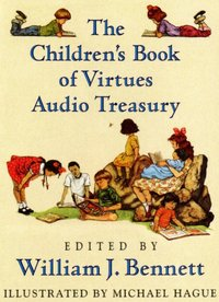 William J Bennett Children's Audio Treasury - William J. Bennett - audiobook