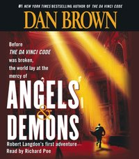 Angels & Demons - Dan Brown - audiobook