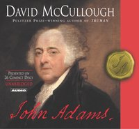 John Adams - David McCullough - audiobook