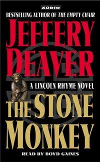 Stone Monkey - Jeffery Deaver - audiobook