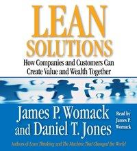 Lean Solutions - James P. Womack - audiobook