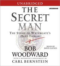 Secret Man - Bob Woodward - audiobook