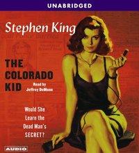 Colorado Kid - Stephen King - audiobook