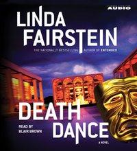 Death Dance - Linda Fairstein - audiobook
