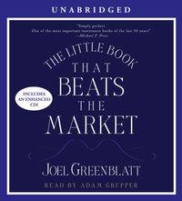 Little Book That Beats the Market - Joel Greenblatt - audiobook
