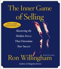 Inner Game of Selling - Ron Willingham - audiobook