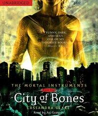 City of Bones - Cassandra Clare - audiobook