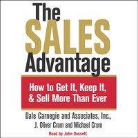 Sales Advantage - J. Oliver Crom - audiobook