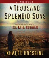 Thousand Splendid Suns - Khaled Hosseini - audiobook