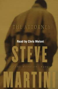 Attorney - Steve Martini - audiobook