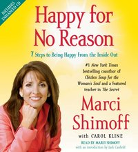 Happy for No Reason - Marci Shimoff - audiobook