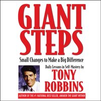Giant Steps - Tony Robbins - audiobook
