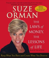 Laws of Money, The Lessons of Life - Suze Orman - audiobook