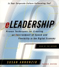 Eleadership - Susan Annunzio - audiobook