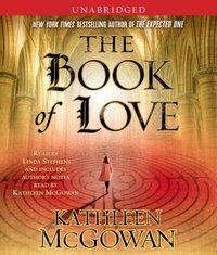 Book of Love - Kathleen McGowan - audiobook