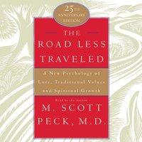 Road Less Traveled - M. Scott Peck - audiobook