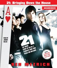 21: Bringing Down the House Movie Tie-In - Ben Mezrich - audiobook