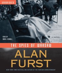 Spies of Warsaw - Alan Furst - audiobook