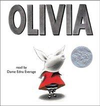 Olivia - Ian Falconer - audiobook