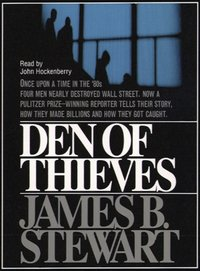 Den of Thieves - James B. Stewart - audiobook