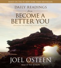 Daily Readings from Become a Better You - Joel Osteen - audiobook