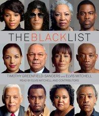 Black List - Timothy Greenfield-Sanders - audiobook