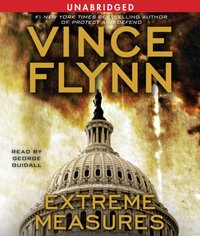 Extreme Measures - Vince Flynn - audiobook