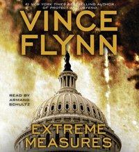 Extreme Measures - Vince Flynn - audiobook