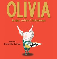 Olivia Helps with Christmas - Ian Falconer - audiobook