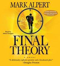 Final Theory - Mark Alpert - audiobook
