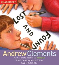 Lost and Found - Andrew Clements - audiobook