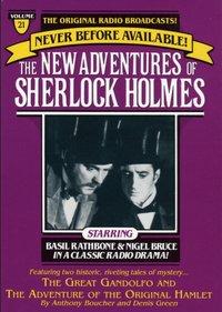 Great Gondolofo and The Adventure of the Original Hamlet - Anthony Boucher - audiobook