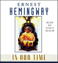 In Our Time - Ernest Hemingway - audiobook