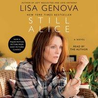 Still Alice - Lisa Genova - audiobook