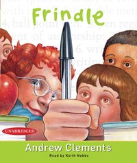 Frindle - Andrew Clements - audiobook