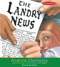 Landry News - Andrew Clements - audiobook