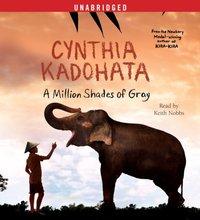 Million Shades of Gray - Cynthia Kadohata - audiobook