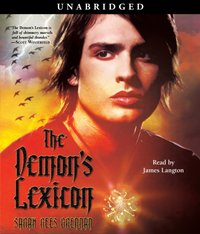 Demon's Lexicon - Sarah Rees Brennan - audiobook