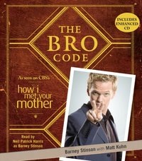 Bro Code - Barney Stinson - audiobook