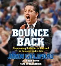 Bounce Back - John Calipari - audiobook