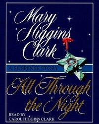 All Through The Night - Mary Higgins Clark - audiobook