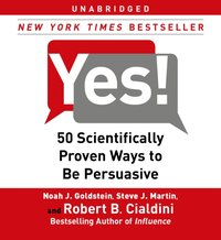 Yes! - Noah J. Goldstein - audiobook